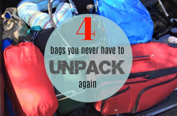 "alt=""four bags you never have to unpack again"""