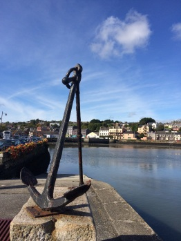 The seaside town of Kinsale