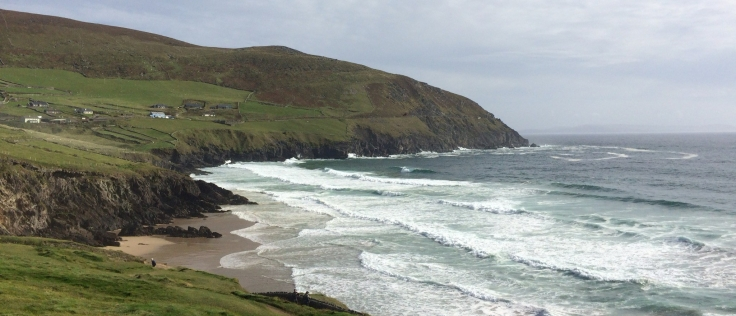 "alt=""beach along west coast of Ireland"""
